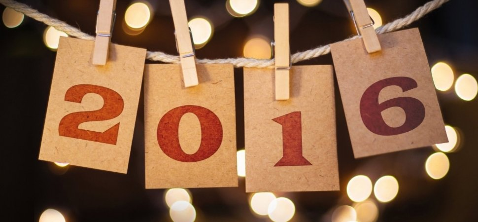 7 Commitments You Can Make (and Keep) in 2016 for High-Impact (and Energized) Leadership